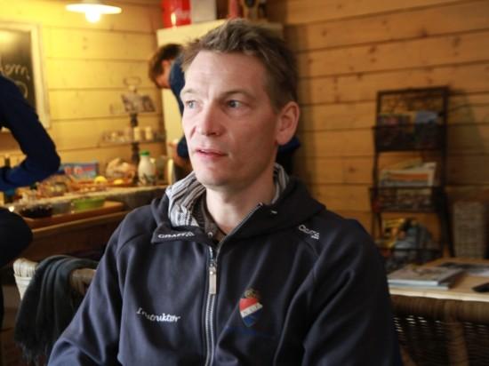 PLANLEGGER: Landslagssjef Stig Kristiansen har allerede holdt de første møtene hos Olympiatoppen om Rio-OL. Foto: procycling.no.