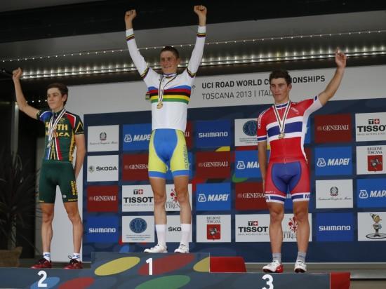 Sykling Procycling.no Sondre+Holst+Enger VM U23