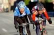 George Hincapie fører an for Kevin Van Impe. Kuurne-Brussel-Kuurne. Foto: Tim de Waele (©TDWSport.com)