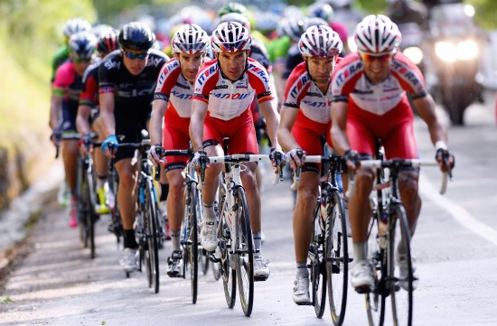 Cycling: 97th Tour of Italy 2014 / Stage 5