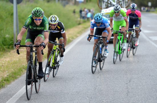 Cycling: 97th Tour of Italy 2014 / Stage 7