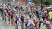 FOLKEHAV: På Lillehammer var det for tredje året på rad en folkefest som ventet rytterne. Foto: Kristoffer Øverli Andersen