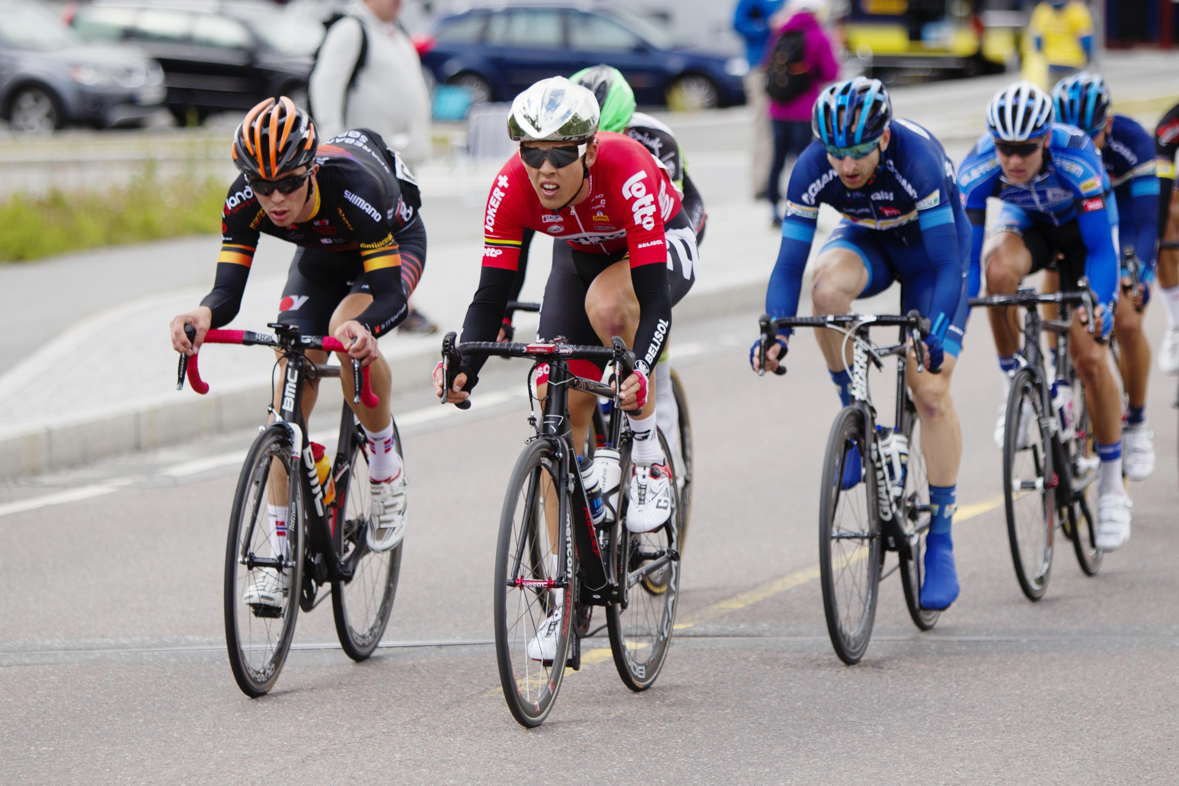 Slik var spillet om NM-gullet - Procycling.no