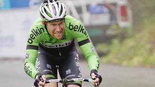 <b>IKKE TIL TOUR DE SUISSE:</b> Lagkaptein Bauke Mollema kjører Tour de Suisse, mens Lars Petter Nordaug blir sendt til Critérium du Dauphiné. FOTO: Kristoffer Øverli Andersen, WWW.PROCYCLING.NO