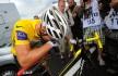 2011: Syv dager i gul trøye er rekord for Hushovd. Tour de France i 2011 blir en stor opptur for verdensmesteren. Foto: Tim de Waele (©TDWSport.com)