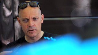 TUNG TOUR DE FRANCE: Dave Brailsford og Team Sky har måttet tåle nedtur etter nedtur så langt i rittet. I Pyreneene tror de på seier. Foto: Tim De Waele, ©TDWSport.com
