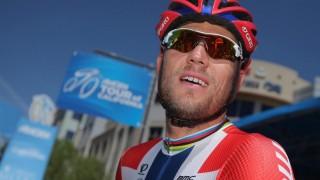 <b>INGEN TOUR:</b> Thor Hushovd sykler ikke Tour de France i år.  Foto: Doug Pensinger/Getty Images/AFP