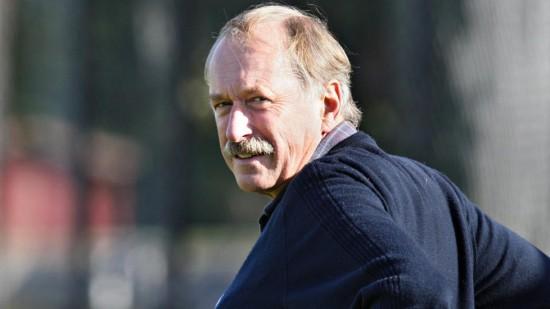 Oslo,20080923: Vålerenga trener på Valle. Johan Kaggestad