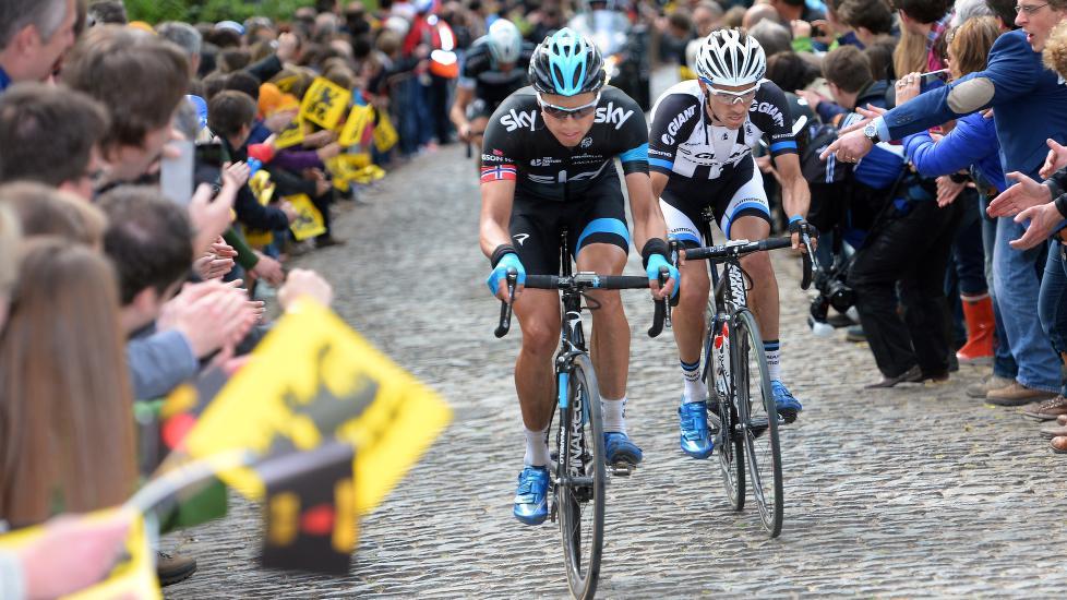 FORLATER TEAM SKY: Edvald Boasson Hagen sykler ikke for det britiske storlaget neste sesong. Foto: Tim de Waele (©TDWSport.com)