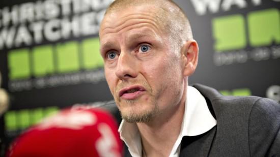 <b>GAME OVER:</b> Michael Rasmussen og hans Christina Watches-Kuma er nå historie. Det får det danske sykkelforundet skylda for.. REUTERS/Henning Bagger/Scanpix