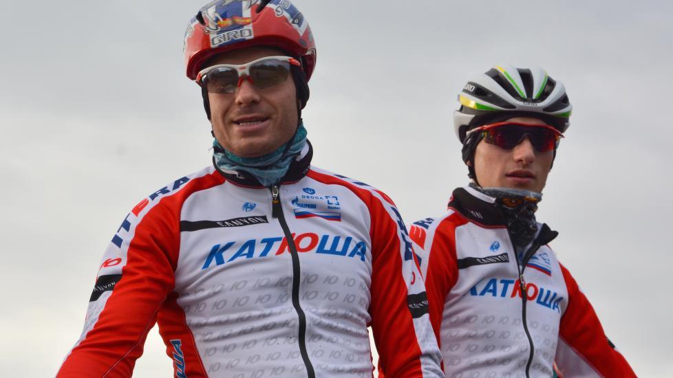 <b>STERK POSISJON:</b> Alexander Kristoff tok over halvparten av Katjusjas seirer i år, og krever enda mer støtte foran neste års Tour de France. FOTO: Einar Oliver Landa