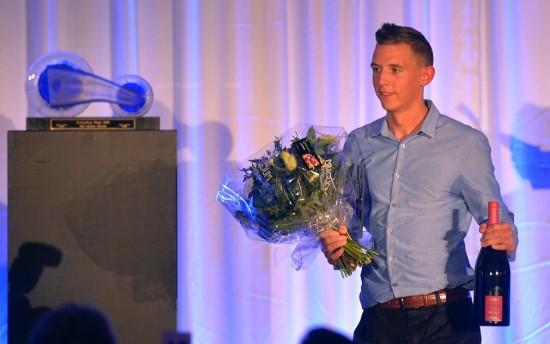 HEDRET: Teuns' innsats er blitt lagt merke til i Belgia. Foto: Tim De Waele (©TDWSport.com)
