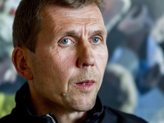 KRITISK: Atle Kvålsvoll var oppgitt over både reiseopplegget og Stig Kristiansens utblåsning etter U23-rittet. FOTO: Vegard Wivestad Grøtt / NTB scanpix