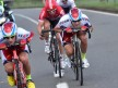<b> IMPONERTE: </b> Sven Erik Bystrøm (t.v) imponerte stort på den første etappen av Driedaagse De Panne. 23-åringen rykket fra hovedfeltet, og fikk etter hvert besøk av Alexander Kristoff. Duoen jobbet bra sammen hele veien til mål. Foto: Tim De Waele/TDWSPORT.COM.