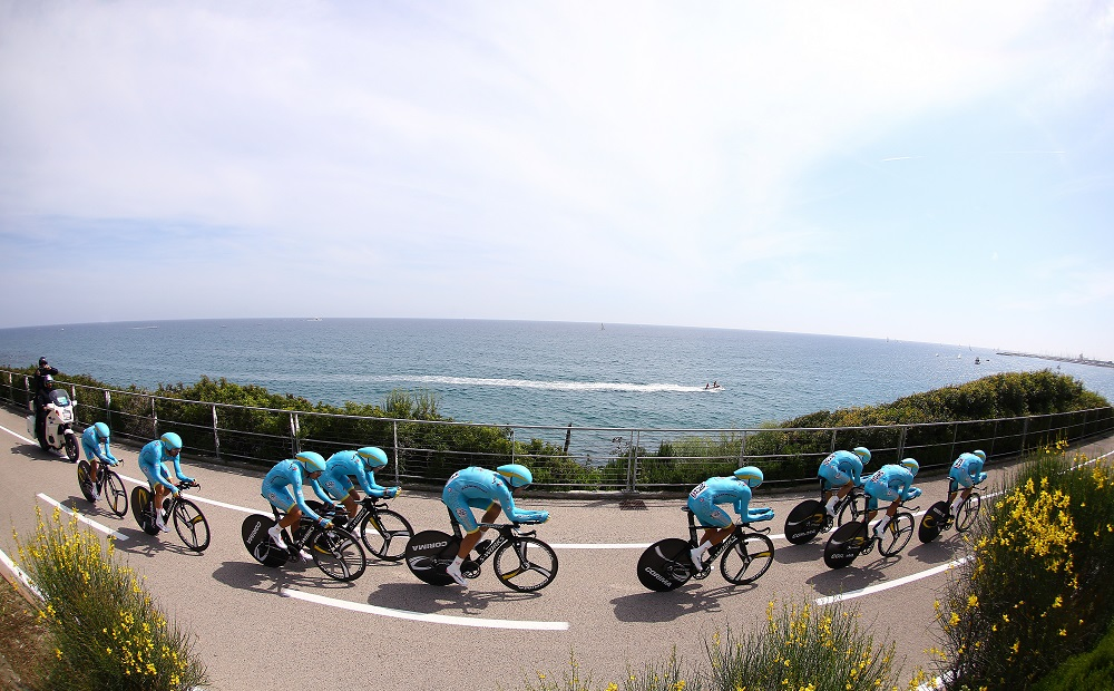 Cycling: 98th Tour of Italy 2015 / Stage 1