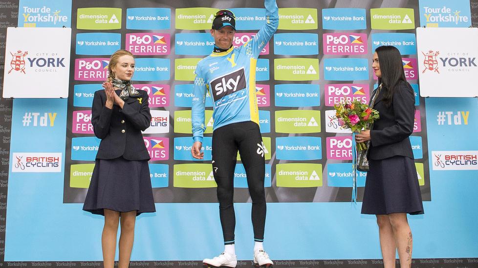 LARS PETTER NORDHAUG: Vant Tour de Yorkshire sammenlagt. (Foto: TDWsport.be)