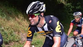 <b>VIKTIG:</b> Reinardt Janse Van Rensburg har vært svært viktig for Edvald Boasson Hagen i massespurtene i Critérium du Dauphiné. Nordmannen håper han får med seg 26-åringen også til Tour de France. Foto: TIm De Waele, TDWSport.com