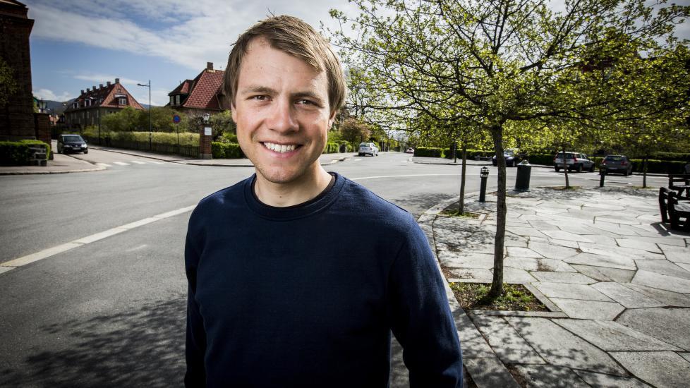 <b>PÅ HJEMMEBANE:</b> Edvald Boasson Hagen håper på suksess i Tour of Norway i konkurranse med blant andre kamerat Lars Petter Nordhaug. Foto: Halvor Solhjem Njerve, www.procycling.no