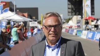 <b>VIL BEDRE TROVERDIGHETEN:</b> Harald Tiedemann Hansen er fullt klart over UCIs slagside, men ønsker å være med på å endre kursen til sykkelsportens øverste organ. På kongressen under sykkel-VM i Richmond, blir han tidenes første, norske UCI-medlem.