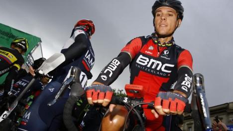 <b>GOD, MEN IKKE BEST</b> Philippe Gilbert opplevde drømmesesongen i 2011. Nå vurderer han å komme hjem til samme lag etter at kontrakten med BMC Racing utløper etter 2016-sesongen. AFP PHOTO / LUK BENIES