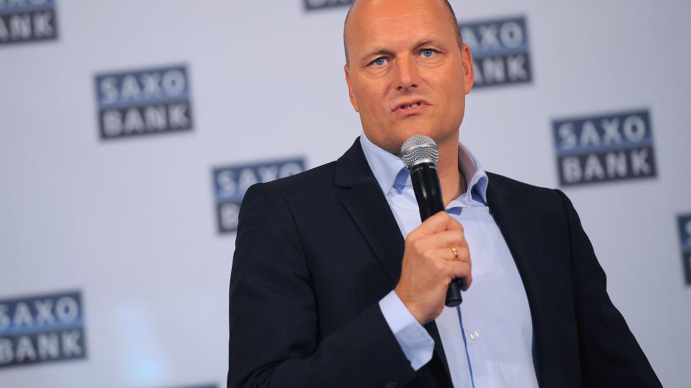 HVOR LANDER ØRNEN: Bjarne Riis og den tidligere styrelederen i Saxo Bank skal presentere sine nye planer i slutten av neste måned. Det kan vety et oppkjøp av hans tidligere sykkellag. FOTO: (c)Tim De Waele/TDWSPORT.COM