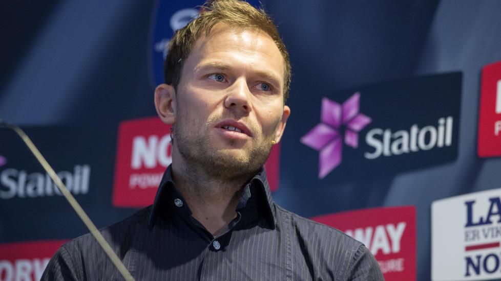 <b>STANG UT:</b> Det er nytt år, men fremdeles står Thor Hushovd uten hovedsponsor for sitt norske flaggskip. - Er situasjonen den samme ved utløpet av mars, har jeg dårlig tid, innrømmer han.
