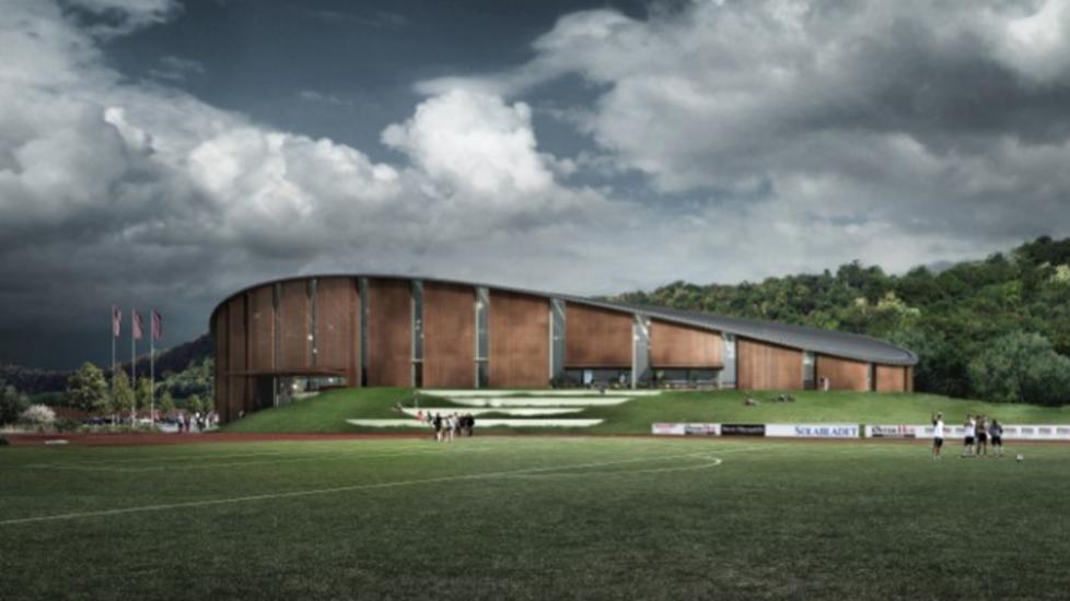 KAMP OM MILLIONER: Det er under utvikling to konkrete innendørsvelodromer i Norge, i Sola og i Asker.