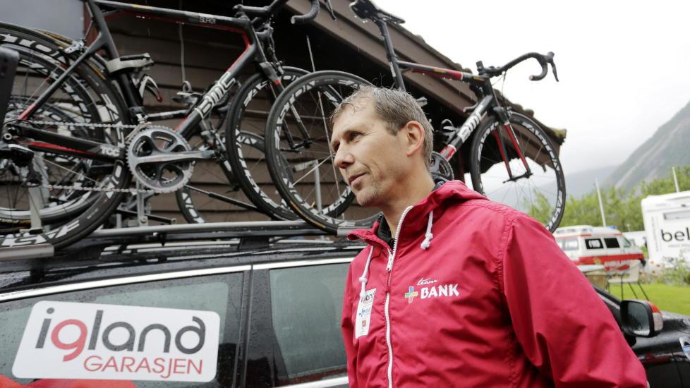 <b>SKAL INGEN STEDER:</b> Atle Kvålsvoll har sett flere storlag komme og gå i MPCC, og mener det dreier seg om dårlige holdninger på ledersiden. Selv er lagets hans stolte medlemmer i bevegelsen gamlesjefen hans i Z-laget var med på å starte.