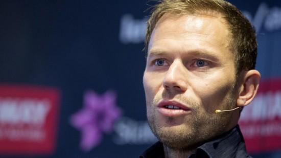 HAR HALVPARTEN: Thor Hushovd jobber fortsatt for å få i havn det norske profflaget sitt. Foto: Håkon Mosvold Larsen / NTB scanpix