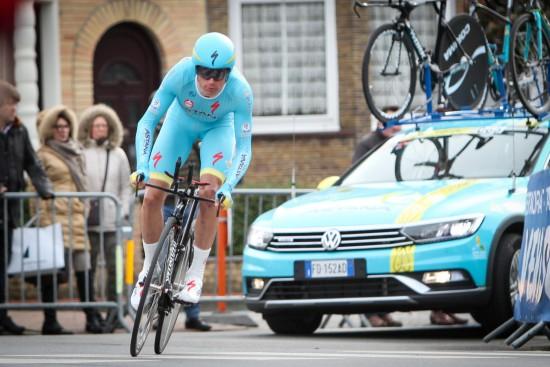 VINNEREN: DEn rutinerte Astana-rytteren Lieuwe Westra. Foto: Kjetil R. Anda / procycling.no
