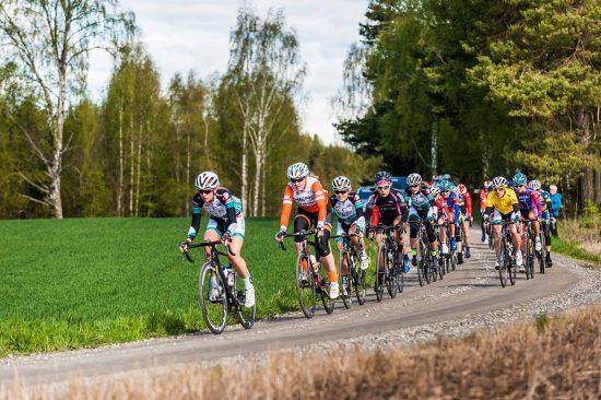 SPEKTAKULÆRT: KJetil Haaland forteller at rytterne setter pris på et hardt ritt. FOTO: Eivind Flensborg.
