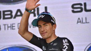 RENVASKET: Sergio Henao har ikke lenger UCI på nakken (foto AFP/Scanpix).