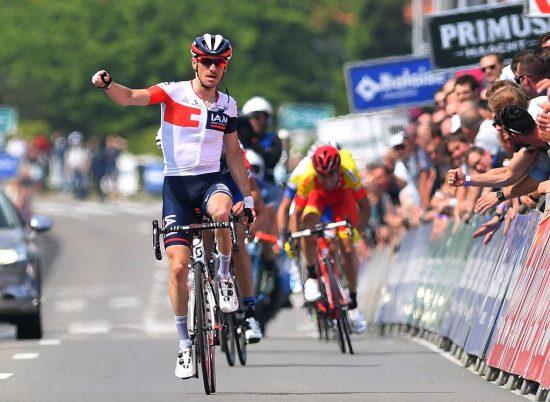 HERLIG POTET: Dries Devenyns bringer rutine og klasse til laget vårt. FOTO: Tim de Waele (TDWSport.com)