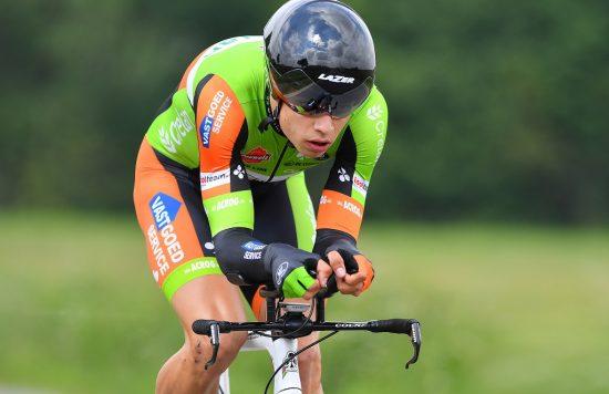 VERDENSMESTER I SYKKELKROSS: Og meget lovende på landeveien. Hils på Wout Van Aert. FOTO: Tim de Waele (TDWSport.com)