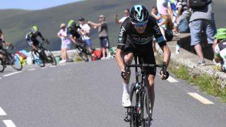 STERK OG SMART: Chris Froome overasket alle på den åttende etappen av Tour de France. Foto: Tim de Waele (©TDWSport.com)