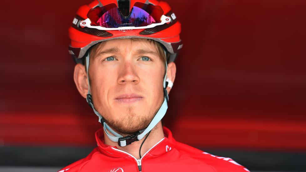 KLATRET BEST: Ilnur Zakarin vant den 17. etappen i årets Tour de France. Foto: Tim de Waele.