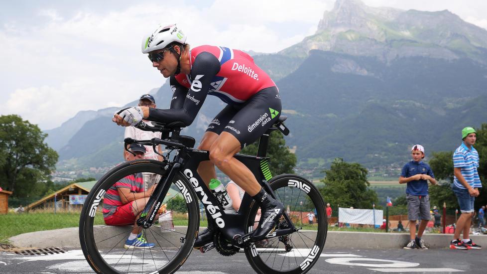 NYTTIG TRENING: Boasson Hagen brukte tempoetappene i Tour de France som trening til OL. Nordmannen drømmer om en topp ti plassering under de olympiske lekene i Rio. Foto: Tim de Waele (©TDWSport.com)