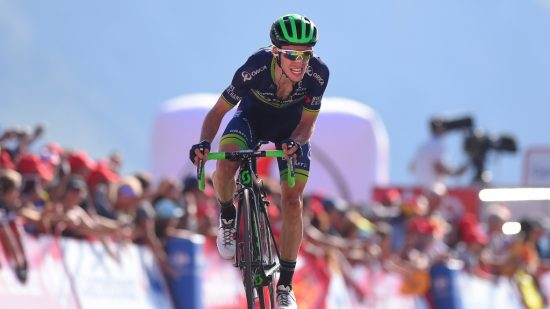 FORNØYD: Adam Yates er glad for at Tour de France 2017 byr på frre tempokilometer enn året før. Foto: Tim de Waele (©TDWSport.com)