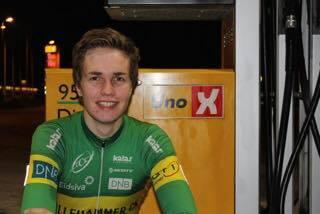 TIL UNO-X: Hans Kristian Rudland blir med talentsammarbeidet mellom Ringerike SK og Lillehammer CK videre.