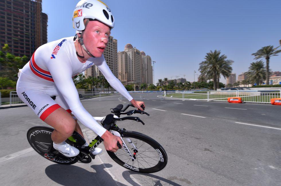 UHELDIG: Leknessund veltet tidlig, men fikk opp tempo etterhvert. Foto: Tim de Waele (©TDWSport.com)