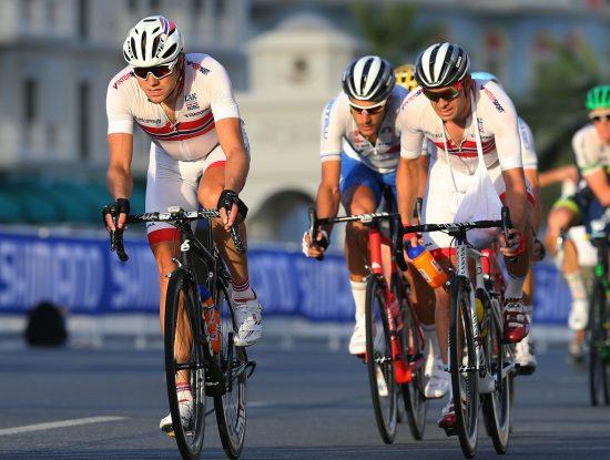 MÅ BLI ENIGE: For Edvald Boasson Hagen og Alexander Kristoff er det kanskje ikke så viktig. Det er kun én gang i året de skal samarbeide. Men for sykkel-Norge er det ekstremt viktig at stjernene løser problemene seg imellom. Foto: Tim de Waele (©TDWSport.com)