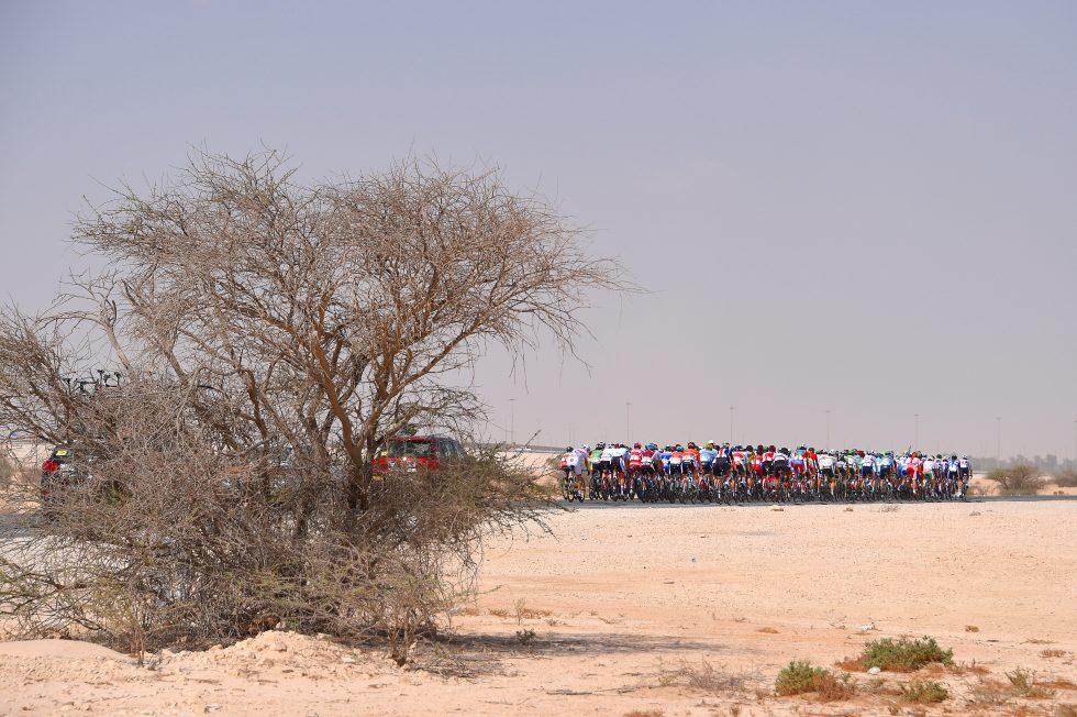 VM I QATAR: I likhet med flere andre idrettsforbund har også UCI rettet fokus mot det rike Midtøsten. Her et bilde fra årets VM. Foto: Tim de Waele (©TDWSport.com)