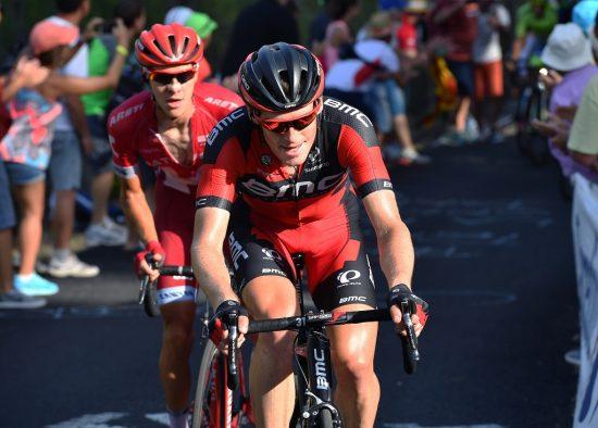 ÅPENBARING: Matvey Mamykin var fantastisk bra under Vuelta a España, men fikk ikke betalt med et toppresultat. Foto: Tim de Waele (©TDWSport.com)