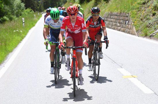 IKKE REDD FOR Å SETTE FART: Her er Matvey Mamykin i aksjon under Sveits rundt. Foto: Tim de Waele (©TDWSport.com)
