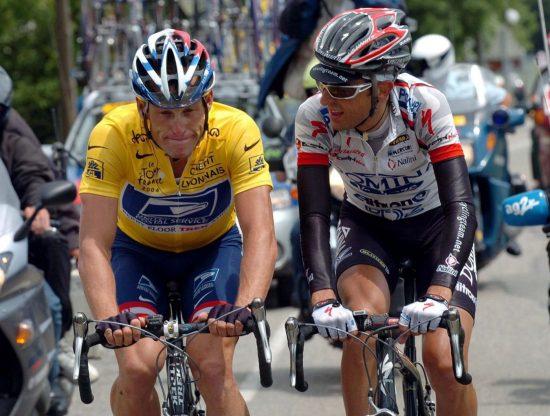 OPPGJØRETS TIME: Filippo Simeoni (til venstre) er i brudd i '04-touren