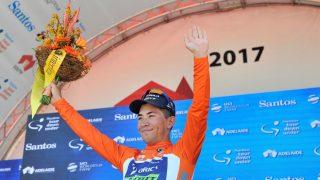 - STINKENDE HETT: Caleb Ewan tåler den australske sommeren godt