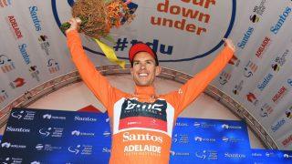 BEST: Ingen har kunnet matche nivået til Richie Porte på stigningene i Tour Down Under. .Foto: EPA/DAN PELED (NTB Scanpix)