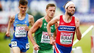 NÅ BLIR HAN SYKLIST: Sindre Buraas blir med Lillehammer Elite på samling i Spania. 27-åringen