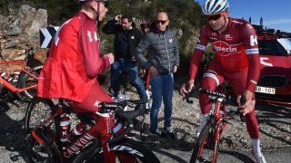 TO BEDRE ENN ÉN: Alexander Kristoff har ofte blitt overlatt til seg selv mot slutten av Paris-Roubaix. - Da er det nesten umulig å vinne