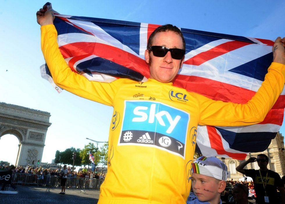 FLERE SPØRSMÅL: Nye avsløringer rundt Team Sky og British Cycling dukker opp gjennom en pågående antidopingetterforskning. AFP PHOTO / PASCAL PAVANI